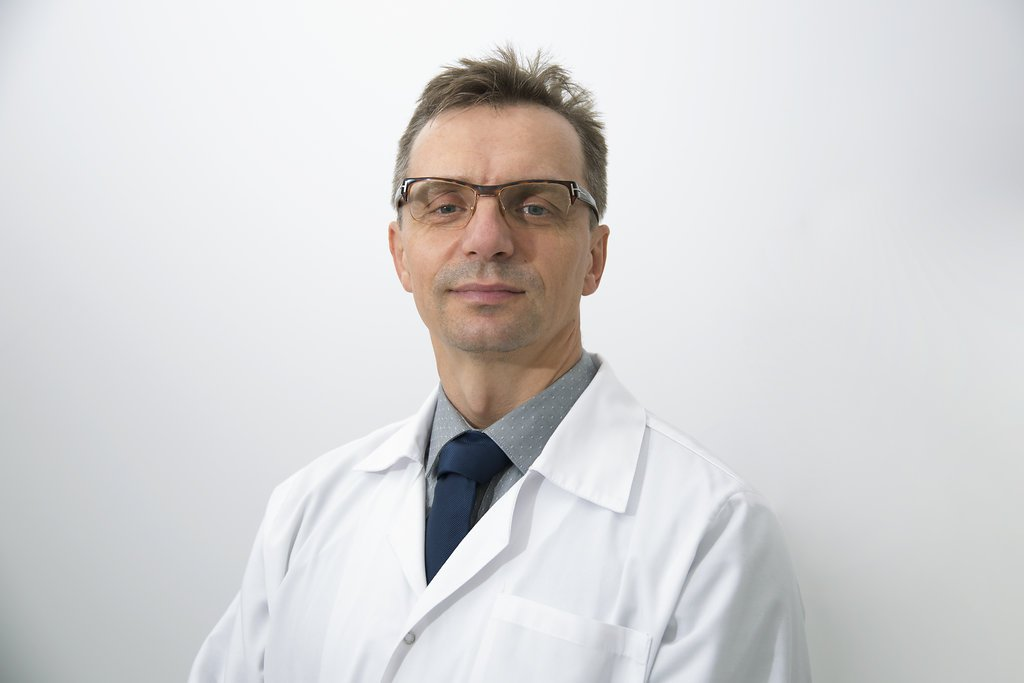Dermatolog Ireneusz Pijanowski