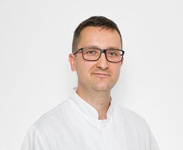 Dermatolog Rafał Dulski